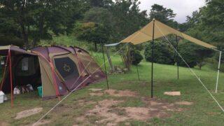 無料のキャンプ場「大野アルプスランド」はソロや平日キャンパーの聖地だった