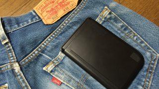 iphoneで使用する折りたたみワイヤレスキーボードを購入